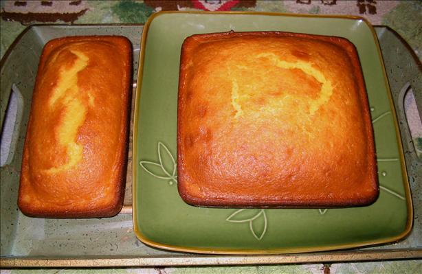Easy Moist Cake
