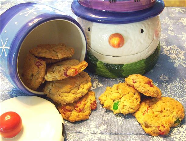 Christmas Gumdrop Cookies