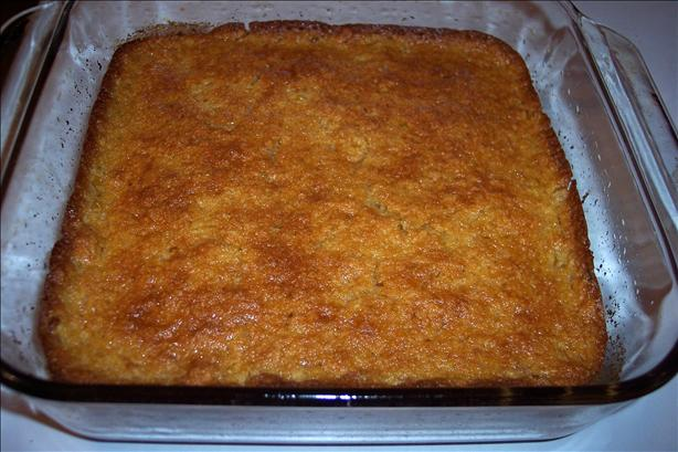 Copycat El Torito Mexican Corn Cake