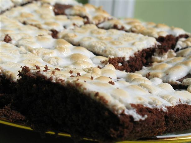 Woman's Prerogative Brownies