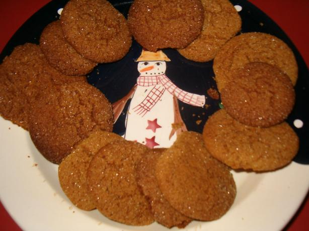 Favorite Gingersnaps