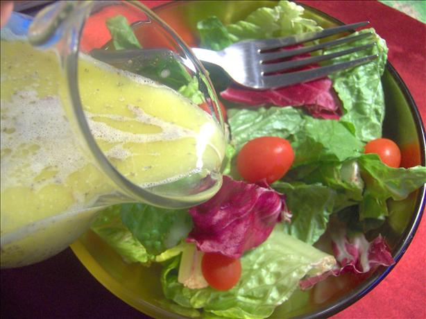 The Ospidillo Cafe Italian Salad Dressing