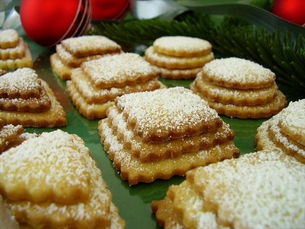Terassenkuchen (Terrace Cake Cookies)
