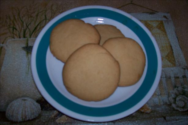 Grandmother's Sugar Cookies