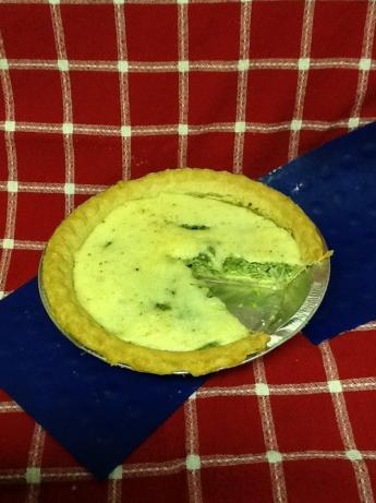 Healthy Gourmet Quiche