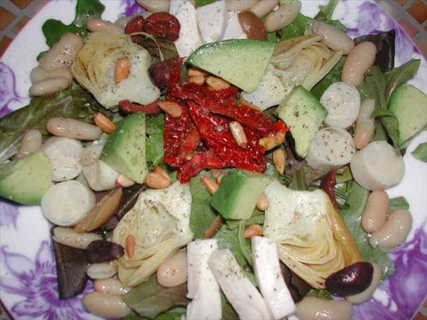 Salade Esotica