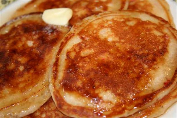 Wisconsin Diner Griddle Cakes