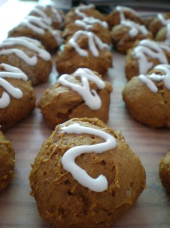 Easy Pumpkin Spice Cookies (Cake Mix)