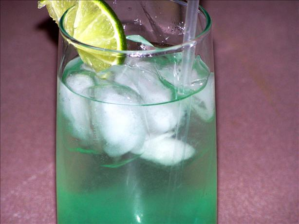 Agar Agar Drink With Lime