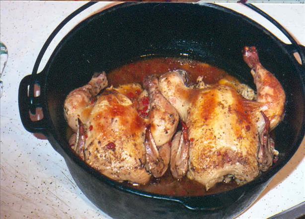 Mogambo! (Baked Chicken)