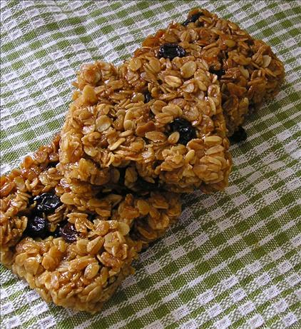 ***** Chewy English Flapjack *****