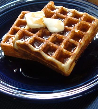 Reduced Fat Waffles