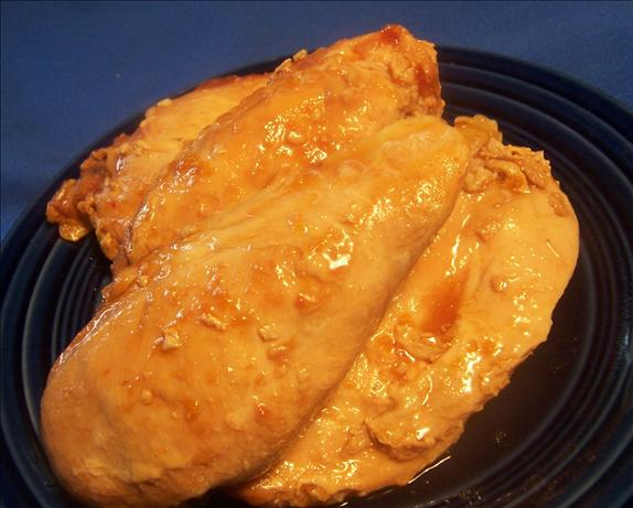 East-West Barbecued Chicken (Crock Pot)
