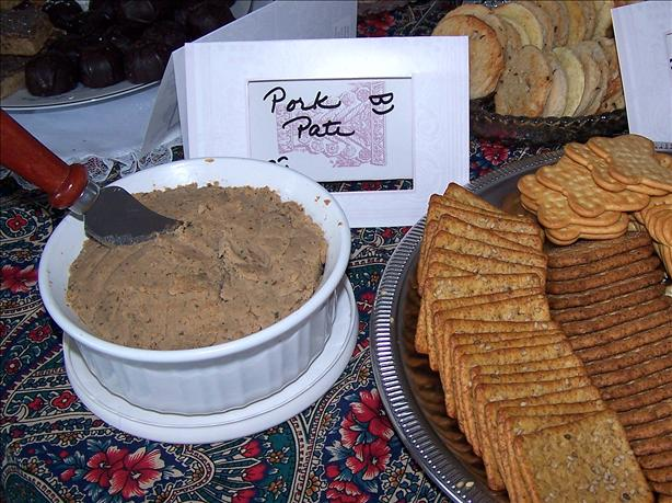 Pork Pate Ala Dawn