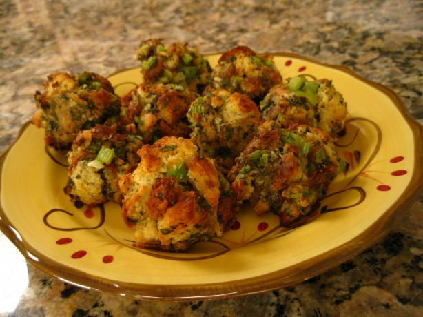 Basic Stuffing Balls With Variations