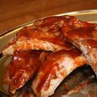 Delicious Oven Baked Barbecue Baby Back Ribs