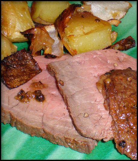 Roast Beast (Ok, Beef)
