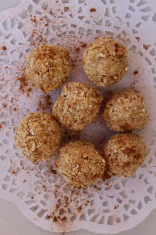 Honey Milk Balls