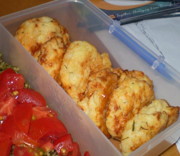 Bento Balls (aka French Hamburgers)