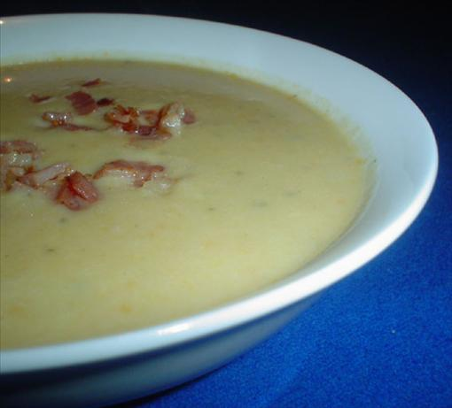 Smokey Potato Chowder