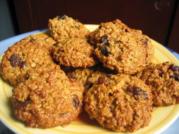 Gobble Them up Oatmeal Raisin Cookies