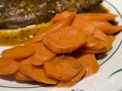 Jamaican Carrots