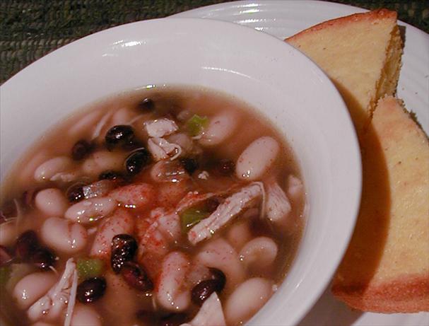 Tuxedo Soup