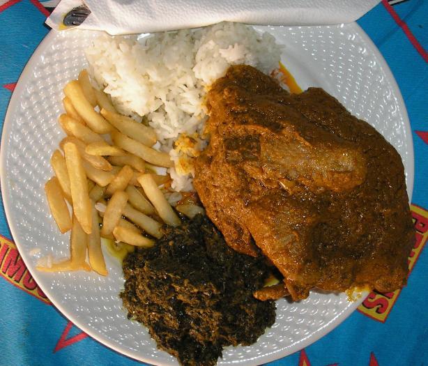 Chicken Muamba