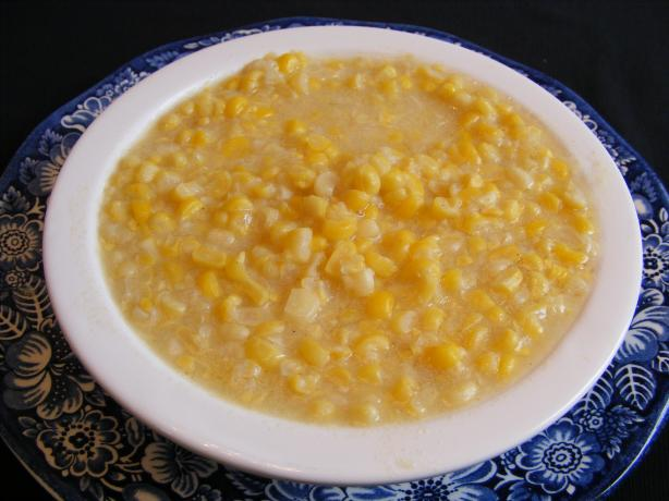 Yummy Creamed Corn