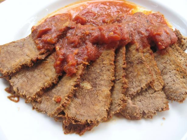Bette's Daube Marinara