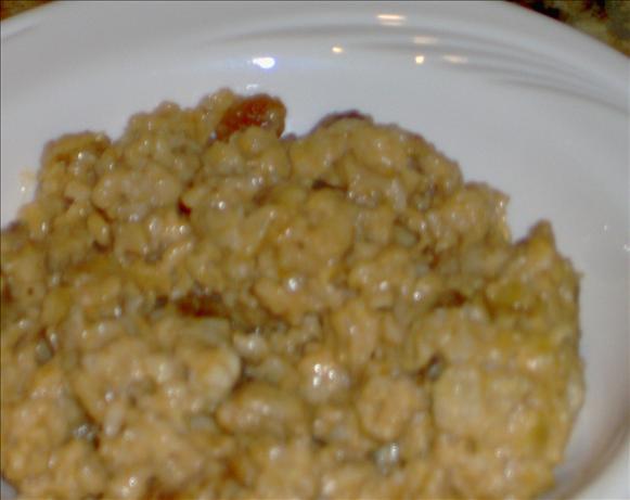 Pumpkin Oatmeal for Breakfast!