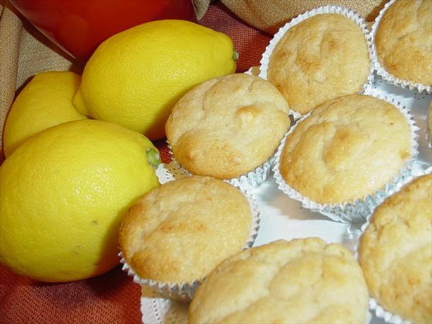 Tangy Lemonade Muffins