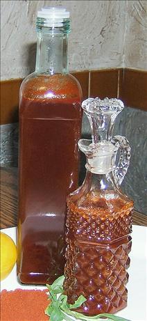 Smoked Paprika Syrup