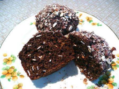W.w's Mocha Muffins