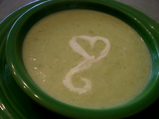 Dream of Broccoli Soup
