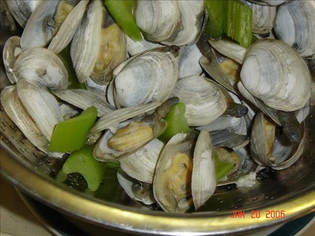 Steamers and Broth