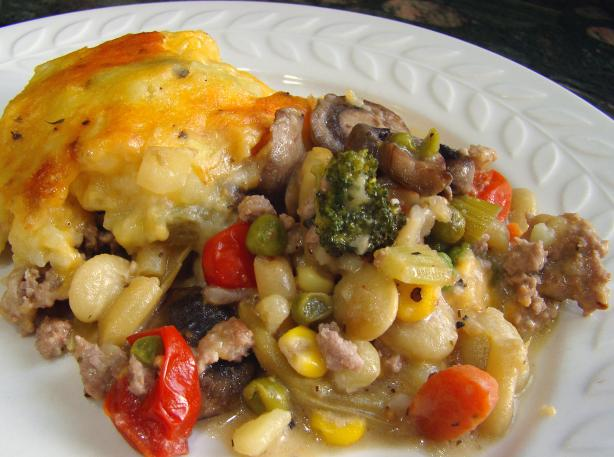 Kickin' Cottage Pie