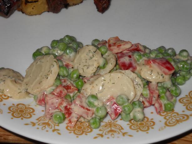 Australian Pea Salad