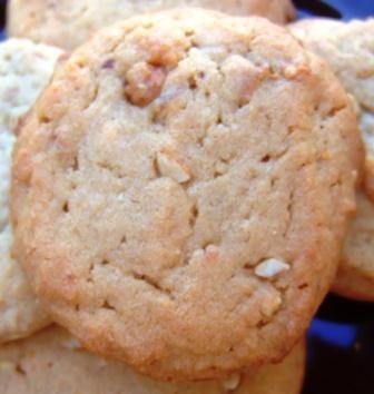 Peanutty Peanut Cookies