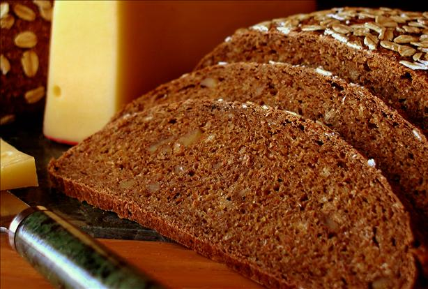 Hearty Brown Bread