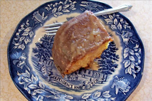 Louisiana Cornbread Cake