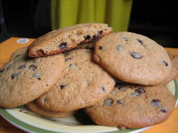 Malted Cookies