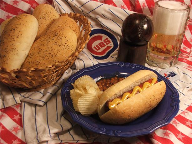 Easy Good Homemade Hot Dog Buns