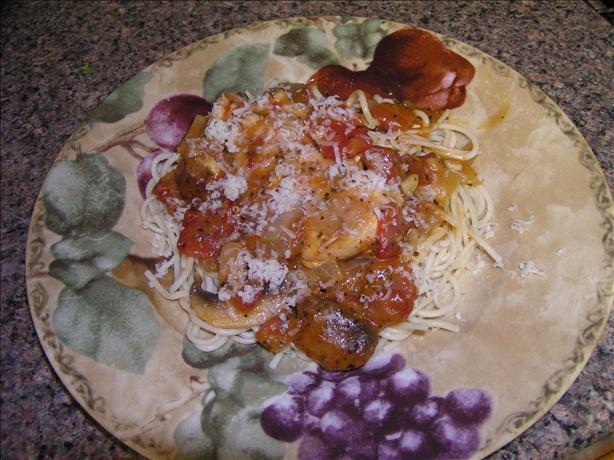 Chicken Basil Italiano