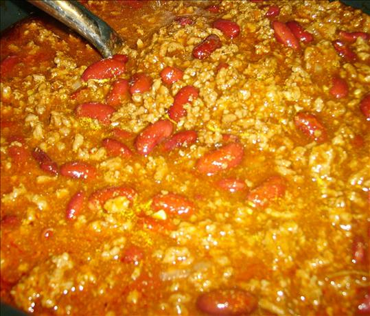 Warm Winter Chili