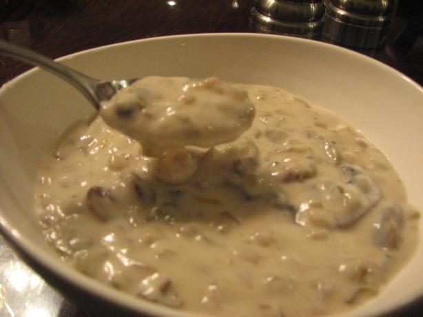 Kennett Square Mushroom Soup