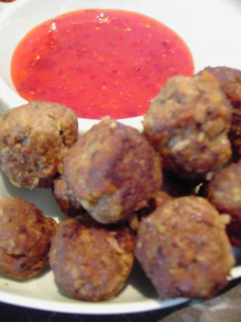 Tasty South Beach Meatballs