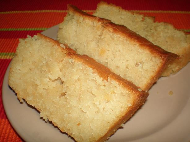 Versatile Vegetarian Sponge Cake