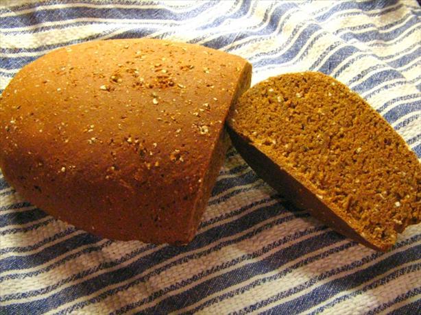 Rye & Spelt Grain Bread (Getreidebrot)