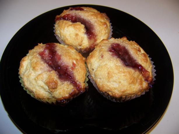 Jam-Dandy Muffins